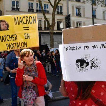1. Macrons Thatcher-moment is aangebroken