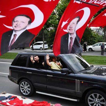 2. Turkse pers: ondubbelzinnige zege