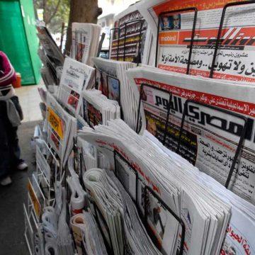 Censuur in Egypte: kranten zonder kop