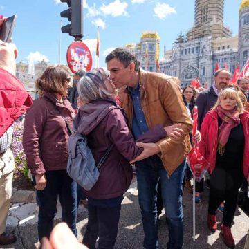 De lange weg van politieke wonderboy Pedro Sánchez