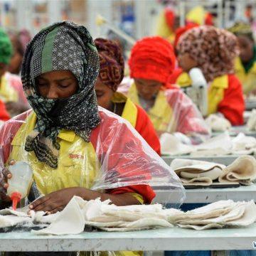 Ethiopië wil de volgende textielreus worden