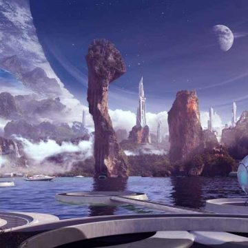 Futurist Michio Kaku: 'De eerste stap is dat we deze binnenkort onbewoonbare planeet aarde verlaten'