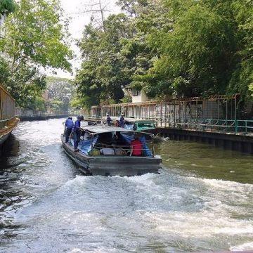 4. Bangkok zoekt de oplossing op en langs het water