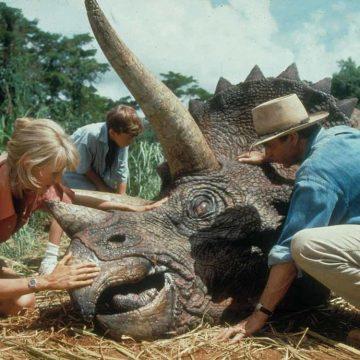 De Jurassic Park-generatie