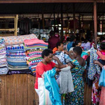 Rwanda heeft genoeg van afdankertjes