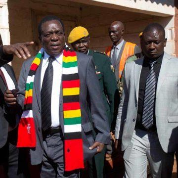 De geest van Mugabe waart nog rond in Zimbabwe