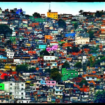 Hoe de favela me leerde schrijven