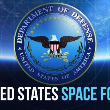 Is een Amerikaans ruimteleger nodig?