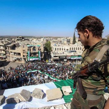 Krachtmeting over herovering Idlib