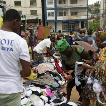 Sterk en stabiel Kameroen is een sprookje
