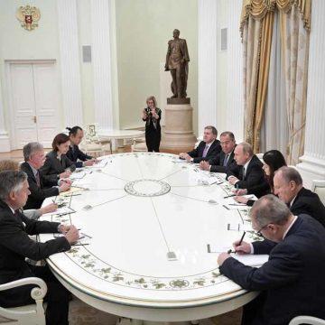 2. Nieuw model van internationale betrekkingen