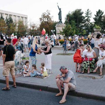Op de barricaden voor Moldavië