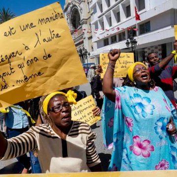 Racisme strafbaar gesteld in Tunesië
