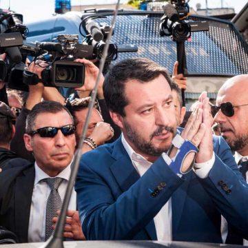 Salvini's perfecte storm