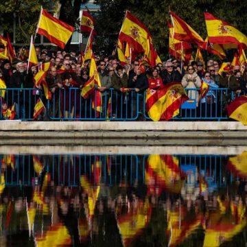 Voet aan de grond voor extreemrechts in Spanje