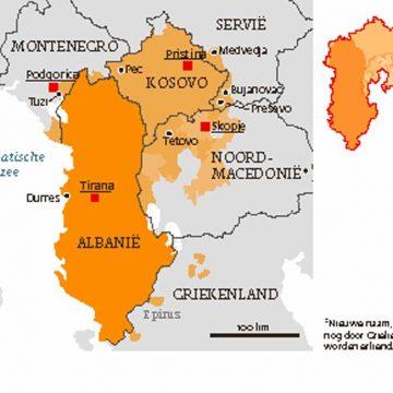 Droom van een Groot-Albanië krijgt vorm