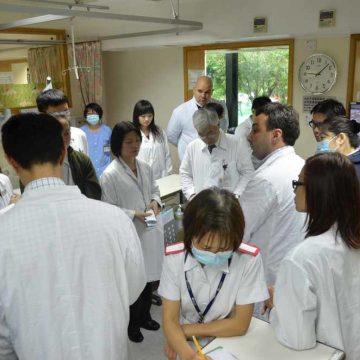 Exodus in Chinees zorgsysteem
