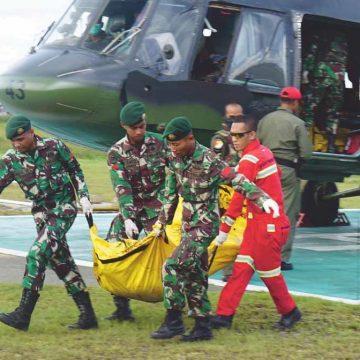 Aan de frontlinie in West-Papoea
