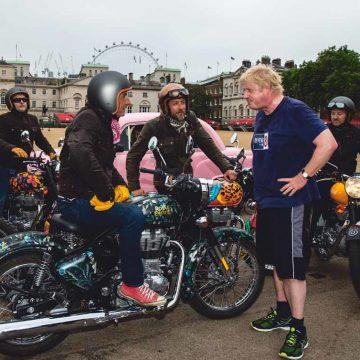 Dossier: Boris Johnson eeuwige paljas