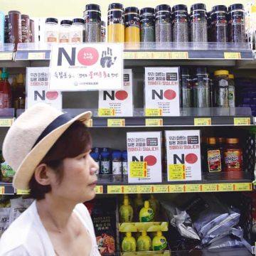 'Bad chemistry' tussen Japan en Zuid-Korea