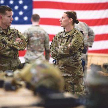 Amerikaanse hoofdbrekens in Irak