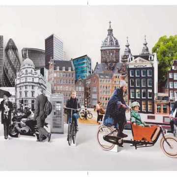 Amsterdam is het nieuwe Londen