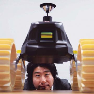 Japans bedrijf wil tankstations op de maan installeren