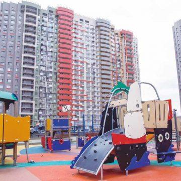 Speeltuin zonder kinderen