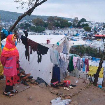 De verworpenen van Lesbos