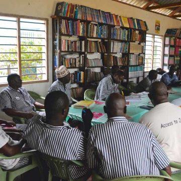 Ideale plek om rechten te studeren: de gevangenis