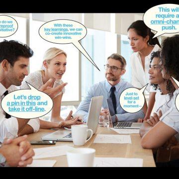 Vuilnistaal, of waarom hebben bedrijven zo veel lege woorden nodig?