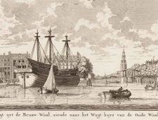 Moorddadige historie van pas ontdekt Amsterdams slavenschip