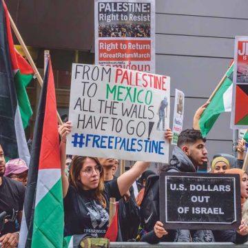 De echte 'cancel culture': pro-Israëlische zwarte lijsten