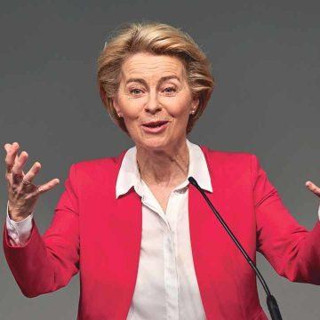 Mrs Europe