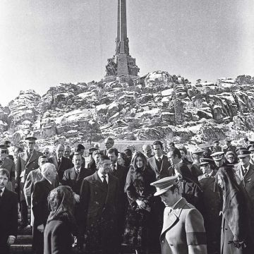 Privé stichting archief Franco onwettig?