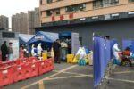 'Patiënt 1: Zhao, vrouw, 20 jaar oud, zonder vast werk'