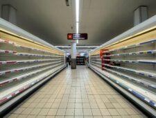 Britten worden gewaarschuwd voor voedseltekorten