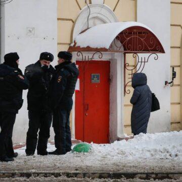 Waarom de bestorming van het Capitool Poetin en Navalny zorgen baart
