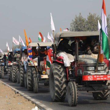 Tractorprotest in Delhi | Nederland in het nieuws | Volstaat het vaccin nog?