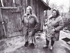 Pappie en augurken, de symbolen van Belarus
