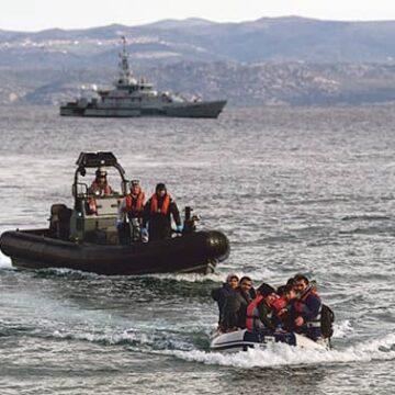 Frontex riskeert levens op zee met illegale 'pushbacks'