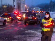 Duitsland sluit grenzen voor mutaties | BBC van de buis in China