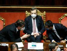 Premier Draghi: Super Mario of wolf in schaapskleren?