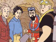 Satirische graphic novel graaft diep in Israëlisch-Palestijns conflict