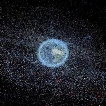 Wie ruimt de rotzooi op in het heelal?