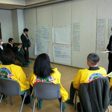 Op dit Japanse evenement hebben toekomstige burgers een stem