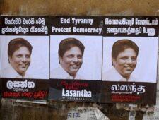 Het schandaal van Sri Lanka