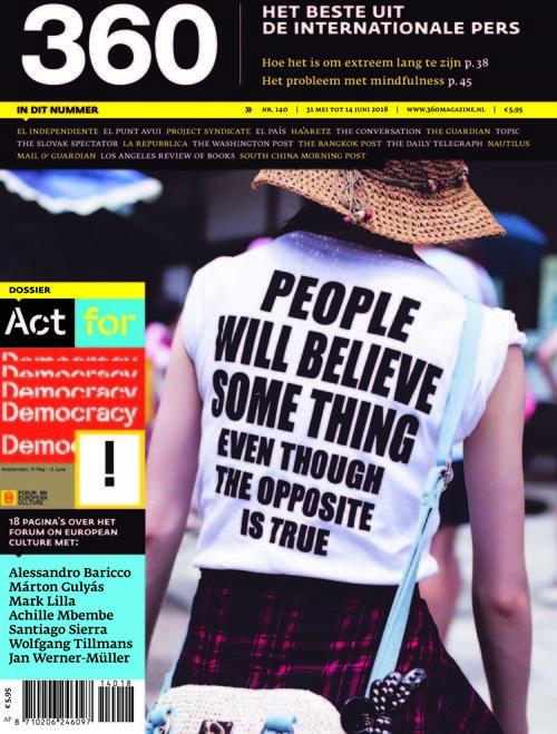 360 Editie 140 | Act for Democracy