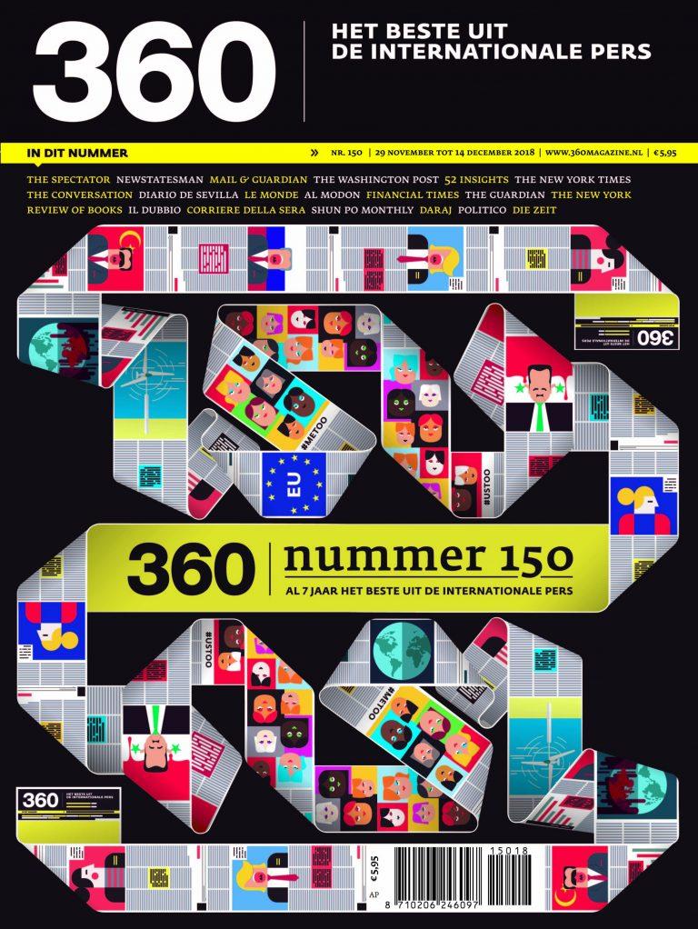 360 Editie 150 | 150 x 360