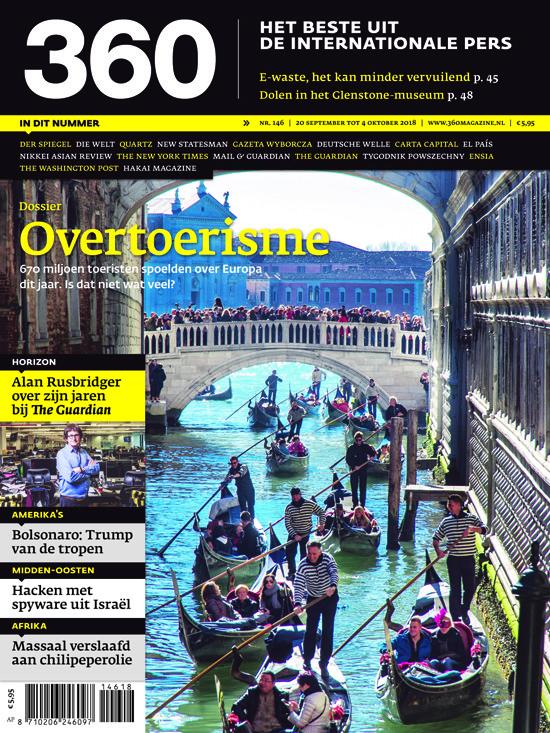 360 Magazine 146 | Overtoerisme